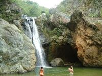 Santiago and Jarabacoa Waterfalls