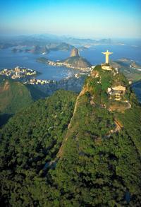 Corcovado Hiking Tour in Rio de Janeiro