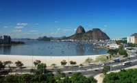 Guanabara Bay, Rio de Janeiro*