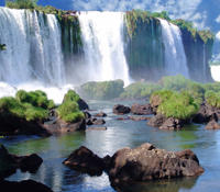 Iguassu Falls Sightseeing Tour from Foz do Iguacu*
