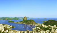 Rio de Janeiro Super Saver: Corcovado and Sugar Loaf Mountain plus Ginga Tropical Show