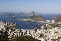 Rio de Janeiro Super Saver: Sugar Loaf Mountain Tour and Christ Redeemer Statue Helicopter Flight