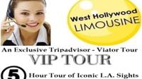 5-Hour Private Los Angeles Sightseeing Tour