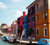 Murano, Burano and Torcello Half Day Sightseeing Tour