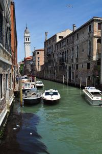 Private Departure Transfer: Venice Hotels to Treviso Airport