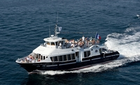 Cruise from Cannes to Ste Marguerite Island*