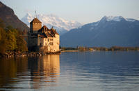 Montreux, Château de Chillon, and Chaplin's World Day Trip from Geneva