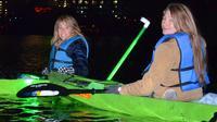 Glass Bottom Illuminated Night Kayak Tour