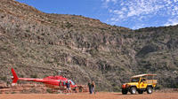 Above and Beyond Jeep and Helicopter Combo Tour