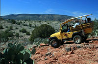 Little Rattler Jeep Tour from Sedona