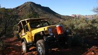 Red Rock West Off-Road Jeep Tour