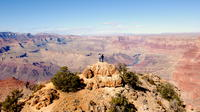 Private Grand Canyon Complete Tour with Ancient ruins and lava field