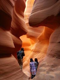 Antelope Canyon Tour and Horseshoe Bend from Sedona