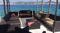 Private Sail from Cabo with Snorkeling, SUP, and Semi-Private Beach