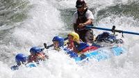 Rogue River Half-Day Raft Trip