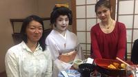 Geisha Banquet Experience at a Former Samurai