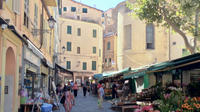 Panoramic Audio-guided Tour to San Remo Italian Riviera from Nice