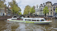 Amsterdam Hop-On Hop-Off Boat Tour with Rijksmuseum Ticket