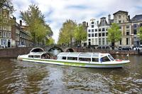 Amsterdam Canal Bus Hop-On Hop-Off