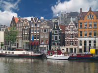 Amsterdam Shore Excursion: Van Gogh Museum and Amsterdam Hop-On Hop-Off Boat Day Pass