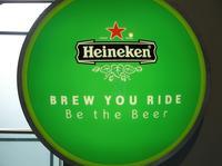 Pase de un día para barcos con paradas libres de Amsterdam y Heineken Experience