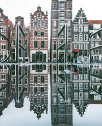 2.5-hour Amsterdam Mobile Photography Tour