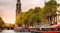 Amsterdam Canal Cruise by Semi-Open Boat