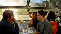 Amsterdam Evening Burger and Beer Cruise with Unlimited Drinks