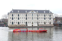 City Sightseeing Amsterdam Hop-On Hop-Off Tour with Optional Canal Cruise