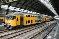 Private Arrival Transfer: Amsterdam Train Station