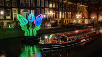 Water Colors Canal Cruise of the Amsterdam Light Festival