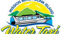 Dunk Island Return Water Taxi Transfer from Mission Beach