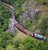 Kuranda Scenic Railway Day Trip from Cairns