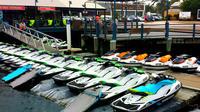 Gold Coast Jet Ski Safari with Optional Stradbroke Island Upgrade