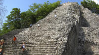 Coba and Tulum Tour from Cancun