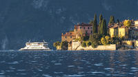 Bellagio&Como Lake with cruise: Tour from Milan for small groups