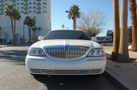 Private Las Vegas Airport to Hotel Luxury Limousine Transfer