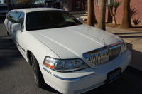 Private Las Vegas Hotel to Airport Luxury Limousine Transfer