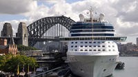 Airport Shuttle Transfer from Sydney Airport to Circular Quay Cruise Terminal  Private Car Transfers