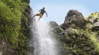 Rappel Maui Waterfalls and Rainforest Cliffs