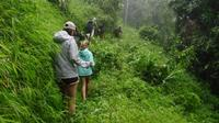 Private Tour: Nature Trekking and Zip Lining from Chiang Mai Including Long Neck Tribe Village Private Car Transfers