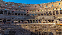 Colosseum For Kids with Underground of San Clementes Basilica