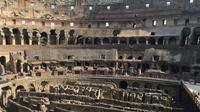 Early Small Combination Tour of the Vatican and the Colosseum