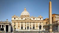Sunrise Vatican Private Tour with Cabinet of the Masks