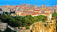 Private Tour: 5-Hour Sightseeing Tour to Mont Alban, Eze, Monaco, and Monte Carlo from Nice