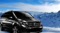 Your VIP transfer from Chambery Airport to Alpe d