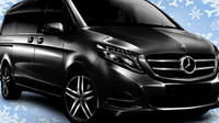 Your VIP transfer from Chambery Airport to Avoriaz (Mercedes V-class) Private Car Transfers
