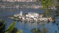Group Bus Tour to Lake Orta with Optional Cruise from Stresa