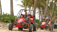 Punta Cana Safari Tour with Zipline or Buggy Combo