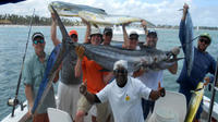 Shared Punta Cana Fishing Charter
